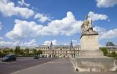 Pont du Carrousel in Paris — Stock Photo