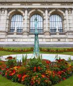 Musée galliera em paris — Fotografia Stock