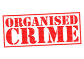 ORGANISED CRIME — Stock Photo