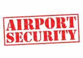 безопасность в аэропорту — Стоковое фото