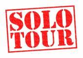 SOLO TOUR — Stock Photo