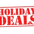 HOLIDAY DEALS — Stock Photo #53125989