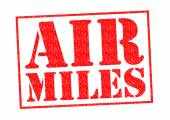 AIR MILES — Stock Photo