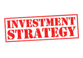 Strategia d'investimento — Foto Stock