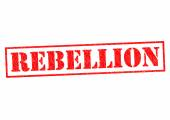 REBELLION — Stock Photo