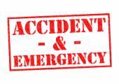 Olycka & nödsituation — Stockfoto