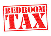 BEDROOM TAX — Stock Photo