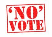 NO VOTE — Stock Photo