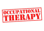 OCCUPATIONAL THERAPY — Stock Photo