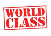 WORLD CLASS — Stock Photo
