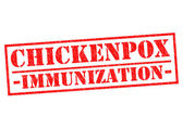 CHICKENPOX IMMUNIZATION — Stock Photo