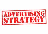 ADVERTISING STRATEGY — Stock Photo