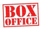 BOX OFFICE — Stock Photo