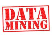Minería de datos — Foto de Stock