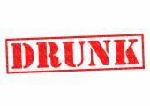 DRUNK — Stock Photo