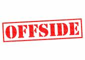 OFFSIDE — Stock Photo