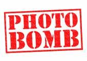 PHOTO BOMB — Stock Photo