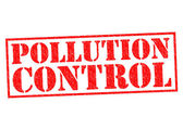 POLLUTION CONTROL — Stock Photo