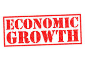 ECONOMIC GROWTH — Stock Photo