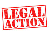 LEGAL ACTION — Stock Photo