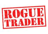 ROGUE TRADER — Stock Photo