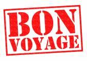 BON VOYAGE — Stock Photo