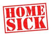 HOME SICK — Stock Photo