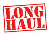 LONG HAUL — Stock Photo