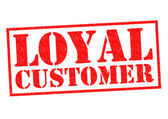 LOYAL CUSTOMER — Stock Photo