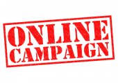 ONLINE CAMPAIGN — Stock Photo