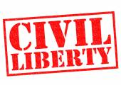 CIVIL LIBERTY — Stock Photo