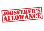 JOBSEEKER'S ALLOWANCE — Stock Photo