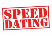 SPEED DATING — Stock Photo