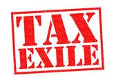 TAX EXILE — Stock Photo