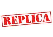 REPLICA — Stock Photo