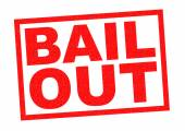 BAIL OUT — Stock Photo