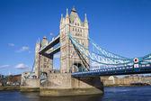 Tower Bridge in London — Stock Photo