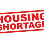 HOUSING SHORTAGE — Stock Photo #68707171