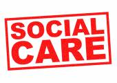 SOCIAL CARE — Stock Photo
