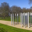 7th July Memorial in Hyde Park — Stock Photo #70031109