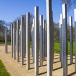 7th July Memorial in Hyde Park — Stock Photo #70032597