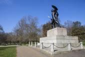 Wellington Monument in Hyde Park — Stock Photo