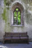 Remains of St. Dunstan-in-the-East Church in London — Stockfoto