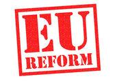 EU Reform — Stock Photo