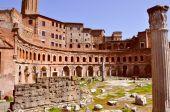Trajan's Market, Rome — Photo