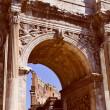 Постер, плакат: Arch of Constantine Rome