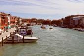 Murano, venecia — Foto de Stock