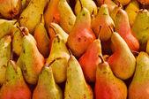 Retro look Pear fruit — Foto de Stock