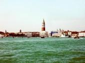 Retro mira venecia — Foto de Stock