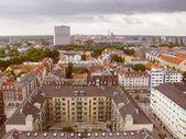 复古看丹麦哥本哈根 — 图库照片